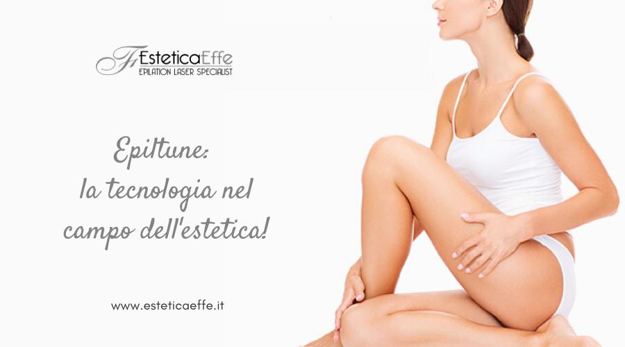 Epiltune: il supporto cosmetico ideale per l'epilazione definitiva!